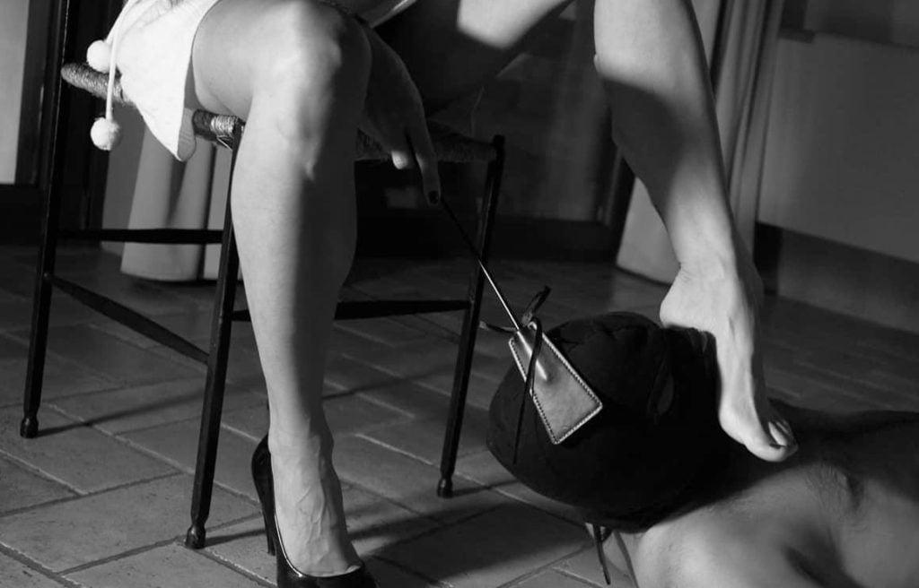 final submissive feet mistresskym femdom mistake