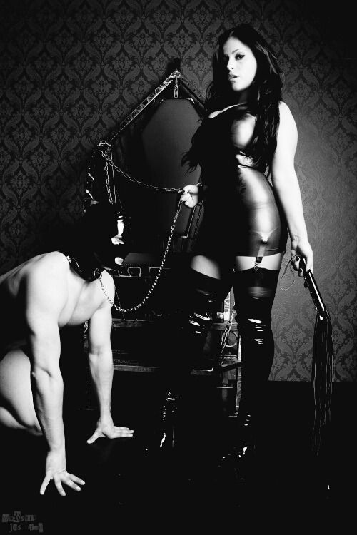 being submissive